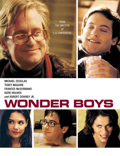Ver Loco fin de semana (Wonder Boys) (2000) Online