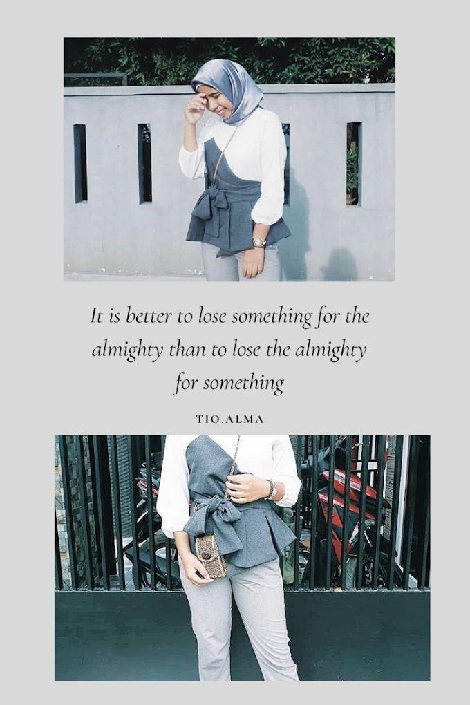 Fashion Hijab Casual Modest