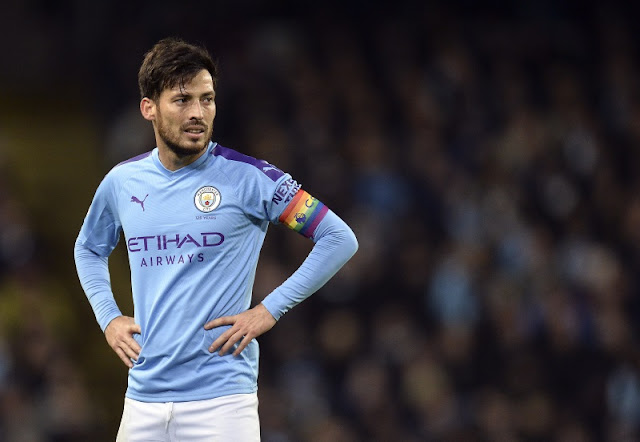 David  Silva will stay until the end of the season - Pep Guardiola