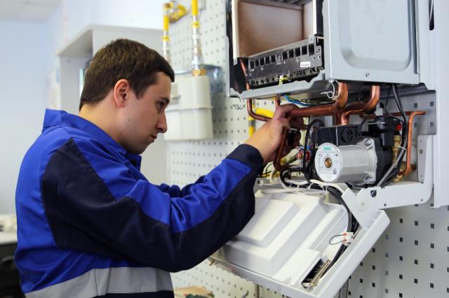 Техническое обслуживание газового котла