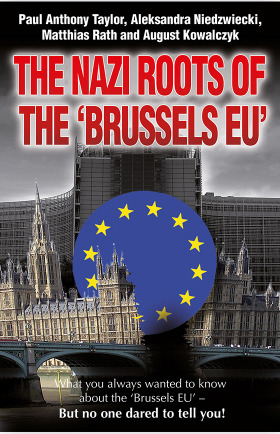 Germany European Union Nazi war crimes I.G. Farben chemical pharmaceutical cartel human experiments slavery corporations