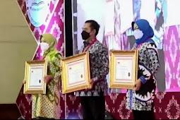 Pelayanan Perizinan di Kota Kendari Raih Penghargaan Pelayanan Prima