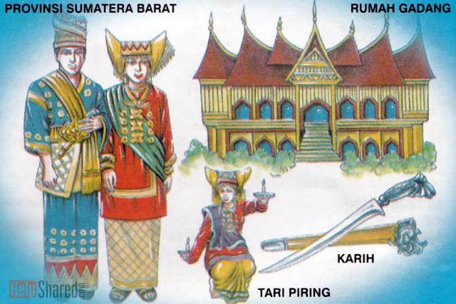 Provinsi Sumatra Barat SUMBAR