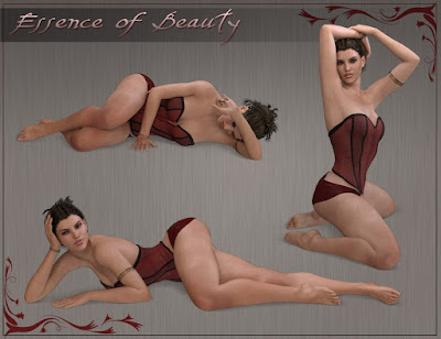 Essence of Beauty Poses