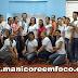 Encerramento do Curso de Qualificação Profissional de Maquiagem - Cetam/Manicore