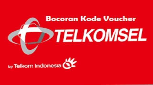 Bocoran Kode Voucher Telkomsel