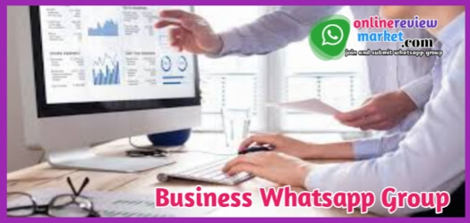 Business Whatsapp Group Link | 500+ Whatsapp Group for Business