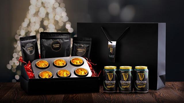 Guinness Christmas Gift Set - A Sweet Christmas