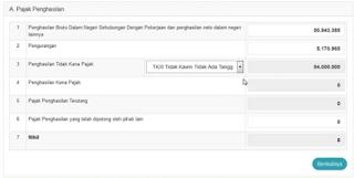 Panduan Cara Isi e-Filing Pajak Online Lengkap Dengan Gambar Per Langkah