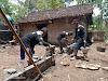 Forum Silaturahmi Desa Getas Adakan Bakti Sosial Bedah Rumah Mas Edi