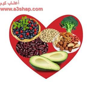 اعشاب علاج القلب