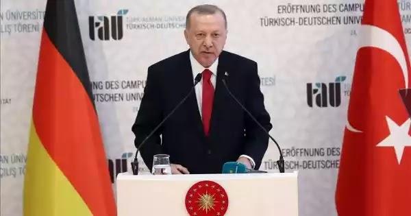 Ερντογάν σε Μέρκελ: «Θα συνεχίσουμε την στρατιωτική υποστήριξη στην Τρίπολη - Δεν εγκαταλείπουμε τους αδερφούς μας»
