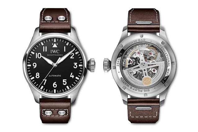 IWC Big Pilot's Watch 43 IW329301