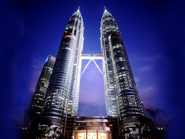oitavo prédio mais alto do mundo