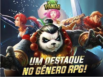 Mestre Panda MOD APK+DATA