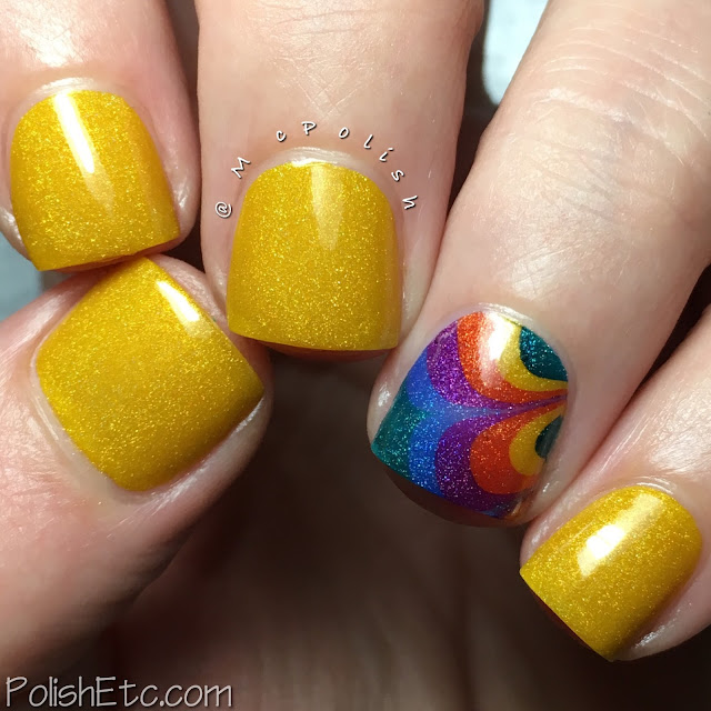 Lavish Polish - Fall 2016 Collection - McPolish - Dancing Leaves