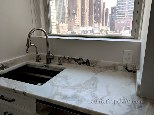 Marble Countertops in NYC