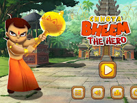 Download Chhota Bheem : The Hero Apk + (Mod Money) v2.6 Latest Version 2016