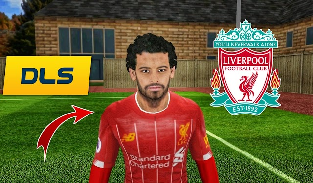 How To Download Liverpool Fc 2019-20 Kits & Logo - Dream League Soccer 2019 Android/iOS