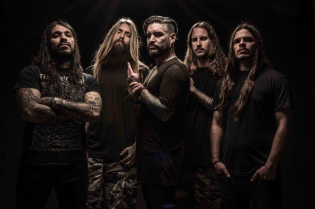 Suicide Silence terminaram sexto álbum