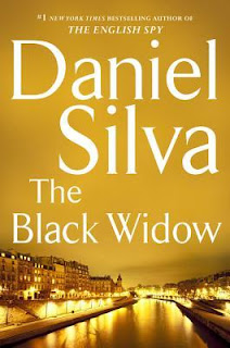 The 16th Gabriel Allon Book The Black Widow