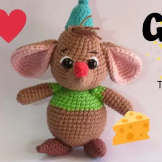 Amigurumi Gus a Crochet