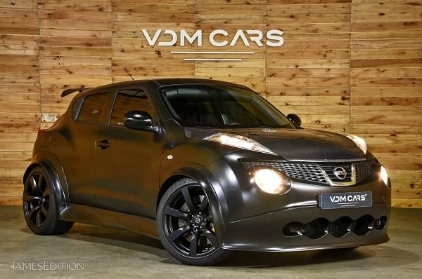 Nissan Juke-R SVM