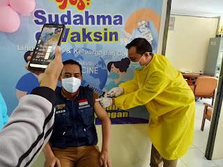 Vaksinasi COVID-19 Kabupaten Bantaeng, Dimulai !