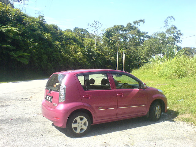 Car Mods: 1st Gen Perodua Myvi Mod Tips
