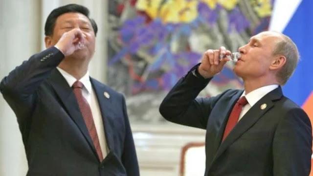 Jenderal Michael: China dan Rusia Seperti Organisasi Kriminal