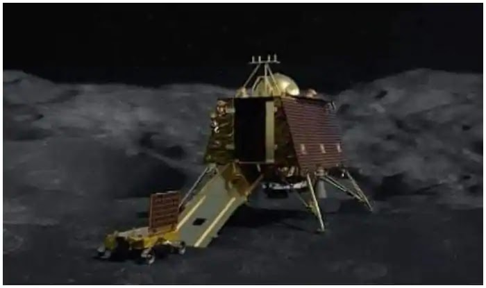 Chandrayaan 2: Where and under what position is Vikram Lander on the moon