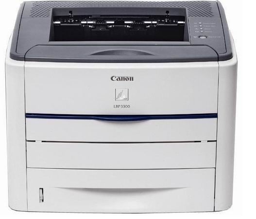 Canon i-SENSYS LBP3300 driver Supported Windows Operating Systems