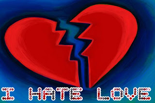 Hate love image, hate love image, I hate love image