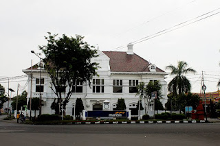 Gedung Bank Mandiri Cirebon