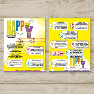 Happy tips, para disfrutar aún más tu vida