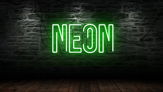 efek lampu/ cahaya kinemaster, bikin teks menyala kinemaster, cara membuat efek neon kinemaster, tutorian buat efek neon kinemaster, Video Tutorial membuat neon dengan kinemaster