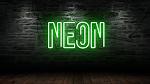 Membuat Efek Teks Neon di Kinemaster