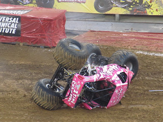 Monster Jam - Meduesa