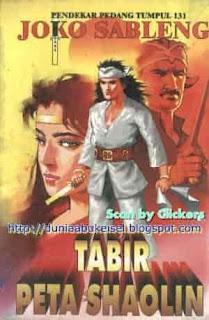 Cersil Online Serial Joko Sableng Pendekar Pedang Tumpul 131 episode tabir pata shaolin