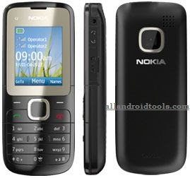 Nokia-C2-00-Flash-File-And-USB-Driver-Free Download
