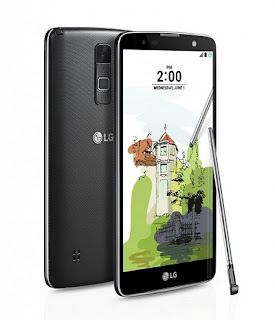 LG Stylus 2 Plus launched with 5.7-inch Full HD display and fingerprint sensor