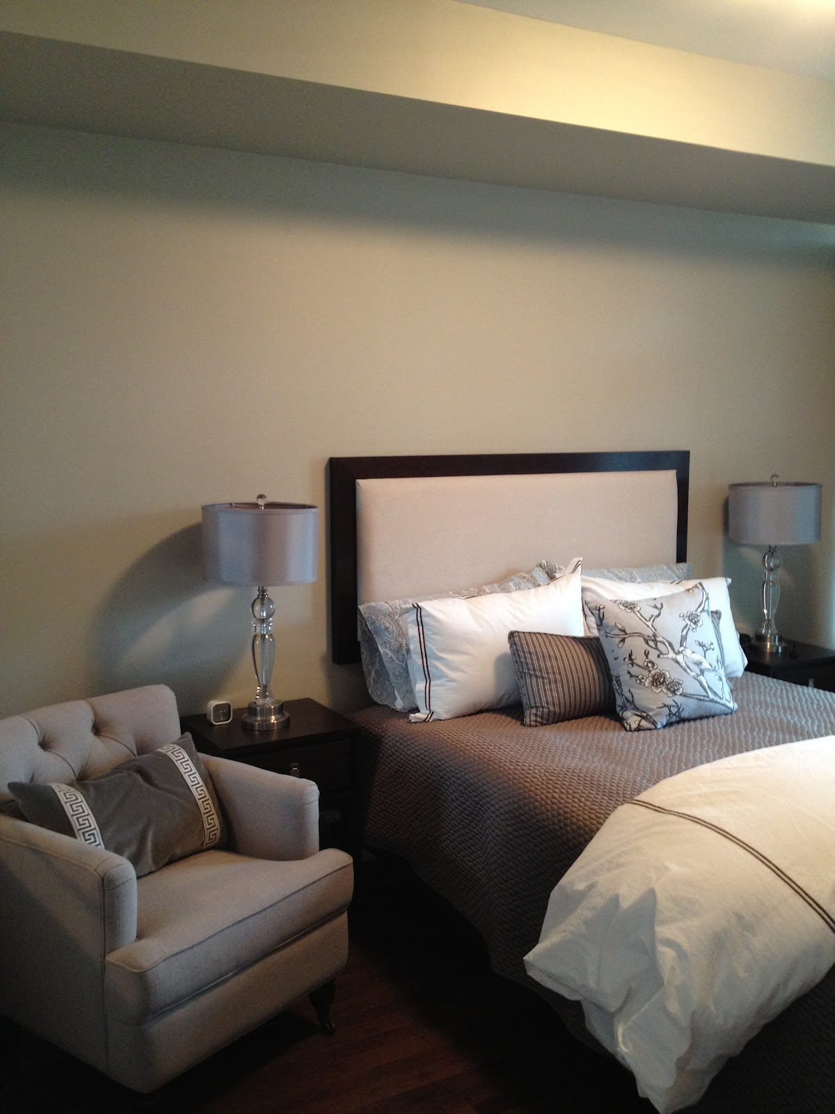 The Room Paint Colour Revere Pewter