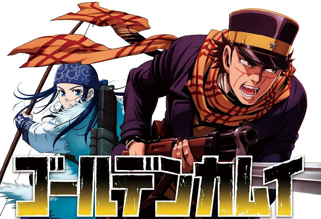 Golden kamuy anime wallpaper hd