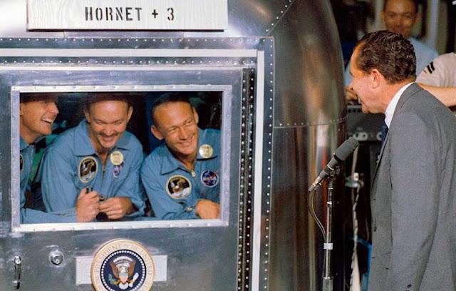 La noche temática: Nosotros fuimos la misión Apolo