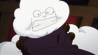 ワンピースアニメ 993話 ワノ国編   ONE PIECE ゼウス ZEUS かわいい