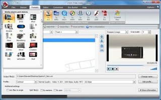 برنامج, VSDC ,Free ,Video ,Converter, لتحويل, صيغ, الفيديوهات