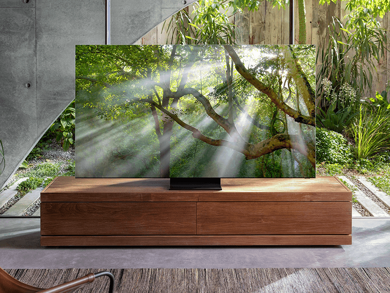Samsung QLED 8K TV line-up for 2020 revealed!