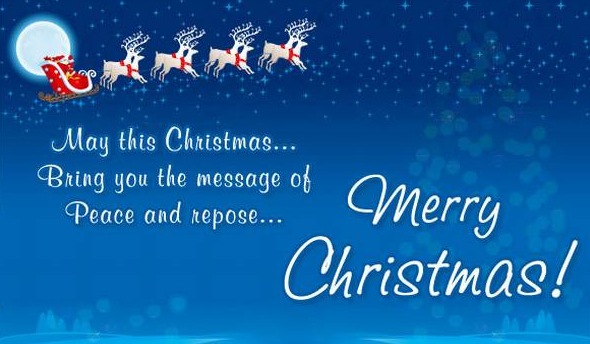 Happy Christmas 2015 Status For Facebook