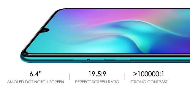 Tecno Phantom 9 smartphone design