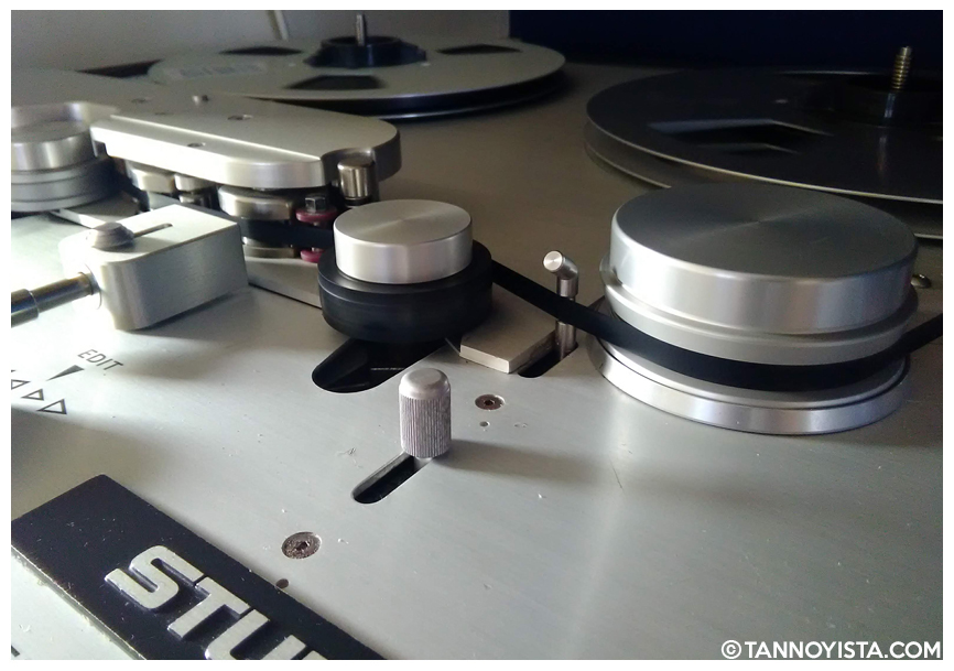 SEPEA Audio Stabiliser card for the A80 Reel to Reel - STUDER A80R Reel to Reel